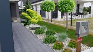 urejanje okolice - načrtovanje vrtov