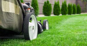 košnja in oskrba trave