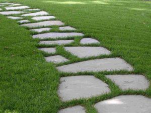 polaganje stopalnih kamnov