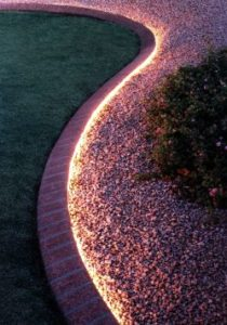 vrtna osvetlitev